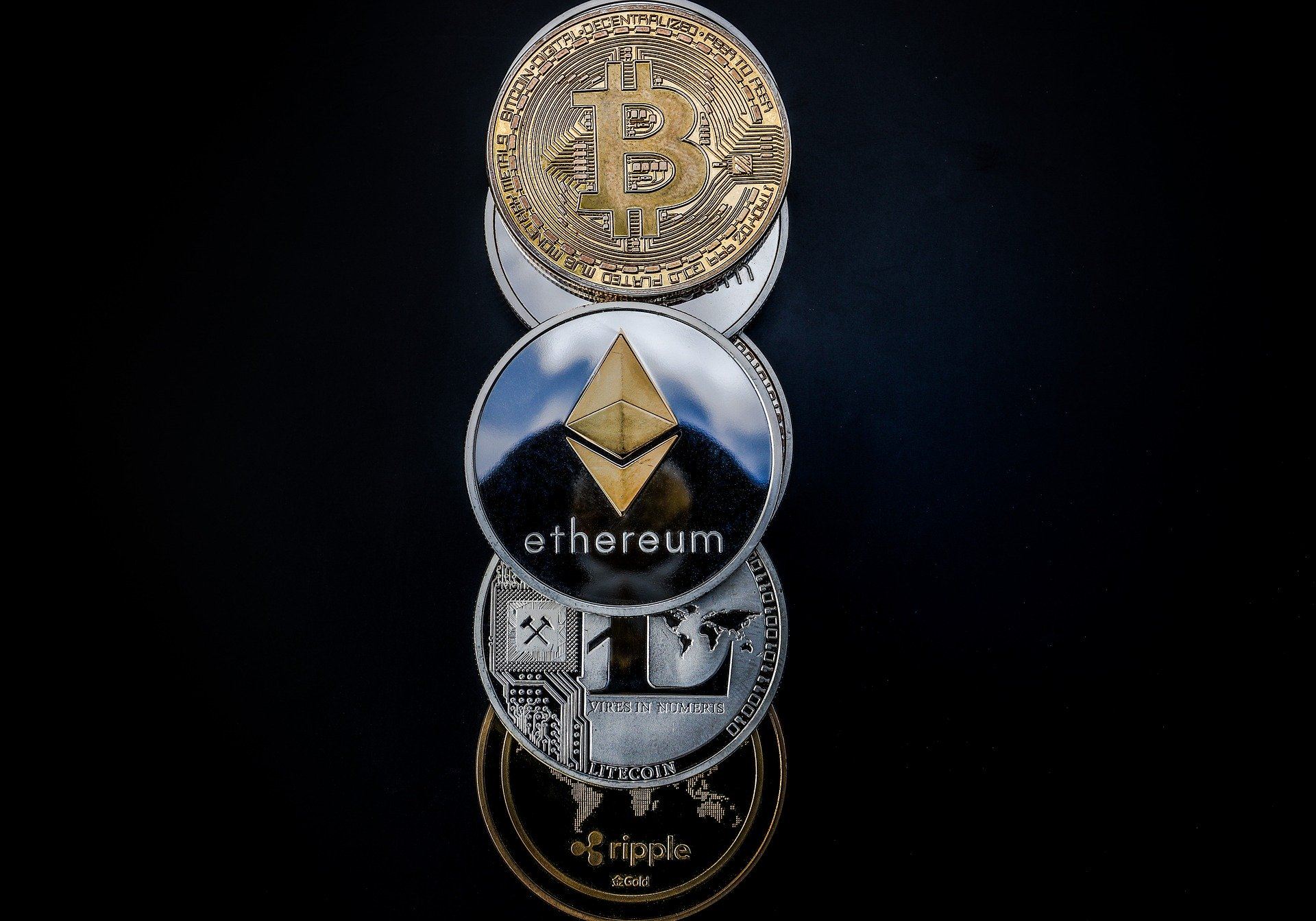 Steigt bei The News Spy der Bitcoin